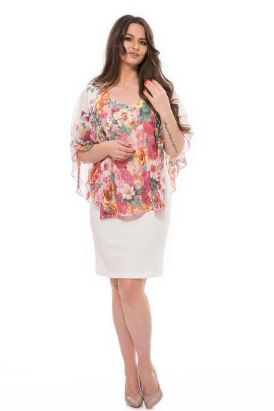 Šaty v nadrozmerných veľkostiach, šaty pre svadobné mamy, elegantné oblečenie, obchod s oblečením, xxl móda.