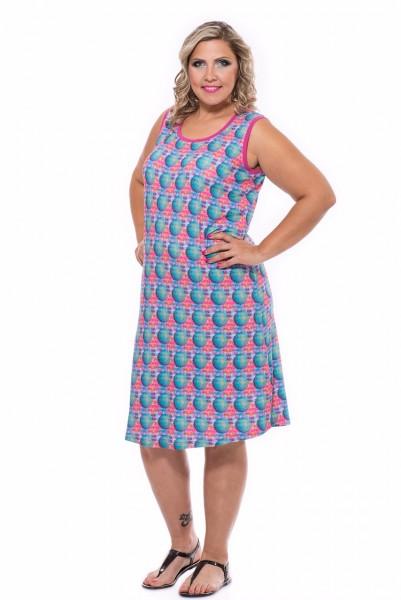 štýlové letné šaty pre moletky