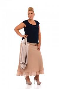 sukňa pre moletky