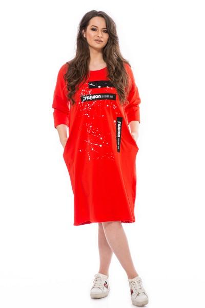 Móda pre moletky, maďarská výroba, mladistvá móda, letné bavlnené šaty, móda pre bacuľky.