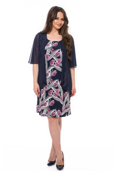 Spoločenské šaty, elegantná móda, xxl šaty, pekné šaty, šaty pre moletky.