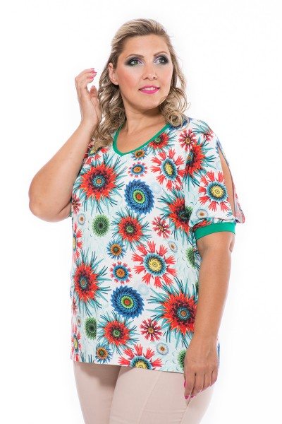dámske letné tričko